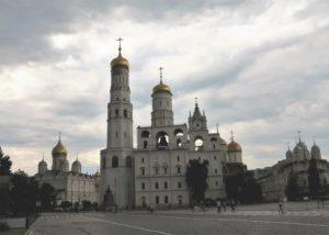 En el corazón del Kremlin./ Foto J.M.