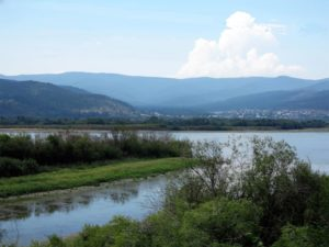 Otra vista del río Solingá./ Foto J.M.