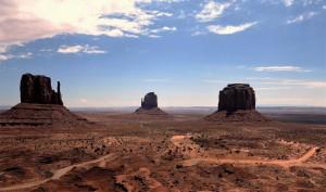 Monument Valley,Utah, EE UU.
