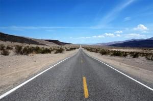 Por el Valle de la Muerte, Las Vegas, EE UU.
