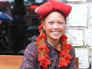 004. Mujer Hmong, Sapa Vietnam