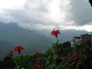 007. En las montañas de Sapa, Vietnam.