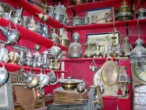 009. En el zoco de Fes, Marruecos.