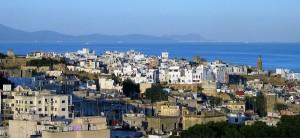 011. Tánger, vista general. Marruecos.