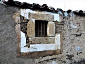 Las ruinas del tiempo en la España vacía./ Fiti J.Mayordomo